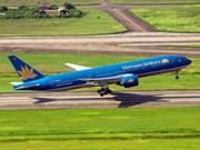Vietnam Airlines transportó a más 10 millones viajeros en primeros seis meses de 2017