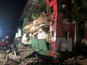 Terremoto de gran magnitud estremece la región central de Filipinas