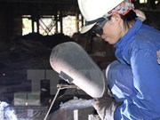 Astillero rumano reclutará a 300 trabajadores vietnamitas