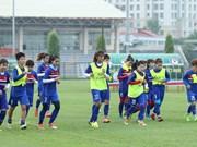 Fútbol de Vietnam busca coronarse en SEA Games 29