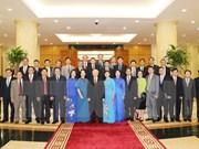 Dirigente partidista de Vietnam enfatiza necesidad de promover imagen nacional en extranjero