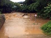 Advierten sobre posibles inundaciones en provincias vietnamitas de Phu Tho y Yen Bai