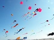 Celebrarán en playa vietnamita festival de papalotes