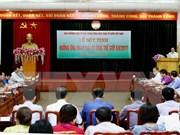 Thanh Hoa reestructura aparato de administración estatal