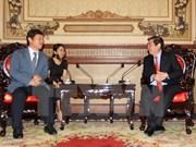 Ciudad Ho Chi Minh desea fomentar vínculos educativos con Sudcorea