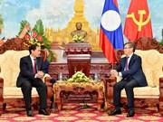 El 2017, Año de Solidaridad y Amistad Vietnam-Laos