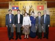 Localidades de Vietnam y Laos contribuyen al fomento de nexos binacionales