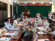 Vicepresidenta de Vietnam visita Con Dao