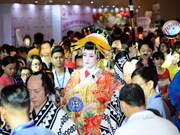Presentan cultura japonesa en Ciudad Ho Chi Minh