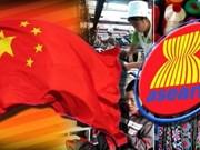 China llama a una cooperación más profunda con ASEAN