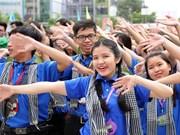 Más de 60 mil jóvenes asisten a la campaña de voluntarios de verano