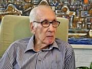 Adiós a Julio Oliveras, exembajador de Cuba en Vietnam