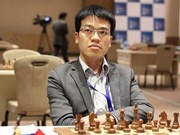 Trebejista vietnamita gana subcampeonato en torneo de ajedrez en China