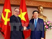 Vietnam busca medidas para el desarrollo económico nacional y regional