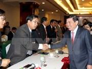 Ciudad Ho Chi Minh robustece relaciones con provincias centrales laosianas