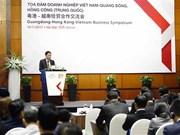 Empresas vietnamitas y chinas buscan oportunidades de negocios