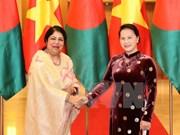 Asamblea Nacional de Vietnam aboga por reforzar cooperación con Bangladesh