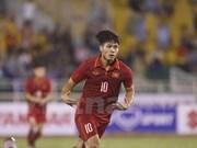 Fútbol: Sub-22 de Vietnam vence a Timor Leste en eliminatoria de Copa Asiática