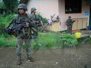 Filipinas prorroga ley marcial para proseguir lucha contra terrorismo