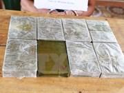 Decomisan en frontera Vietnam- Laos gran cantidad de heroína