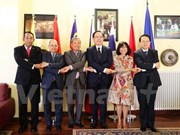 Vietnam cumple su mandato de presidente del Comité de ASEAN en Italia