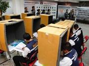 Policía tailandesa arresta a banda china por estafa telefónica