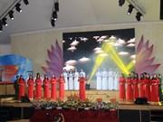 Celebran programa cultural en homenaje a los caídos por la Patria