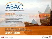 Inicia semana de actividades de ABAC III en Canadá