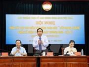 Continúa en Vietnam programa en honor a los inválidos de guerra y mártires