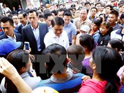 Hanoi anuncia conclusión de la inspección integral sobre la gestión y uso de tierra en comuna de Dong Tam