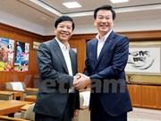 Vietnam y provincia japonesa fortalecen relaciones de cooperación