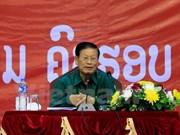 Transmiten a nuevas generaciones valores de relaciones especiales Vietnam- Laos