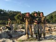 Provincias vietnamita y laosiana mejoran cooperación en zonas fronterizas