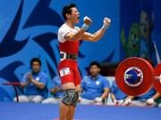 Vietnam gana cuatro medallas de oro en campeonato juvenil asiático de halterofilia