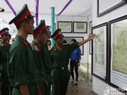 Ostentan en provincia central evidencias de soberanía vietnamita en el mar