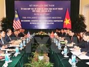 Malasia aprecia nexos estratégicos con Vietnam