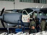 Estados Unidos entrega aviones de vigilancia a Filipinas