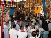 Un paseo a la tierra santa en Tay Ninh