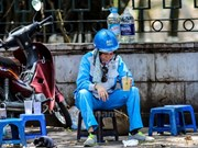 Intensa ola de calor abrasa región norteña de Vietnam