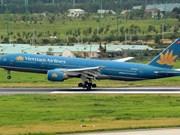 Vietnam Airlines anuncia cambios en plan de vuelos por tifón Haitang
