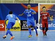 Bluewave Chonburi se proclama campeón de futsal asiático a nivel de clubes
