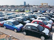 Exportaciones de automóviles de Tailandia continúan con tendencia bajista