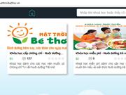Inauguran en Vietnam primer sistema electrónico de capacitación en cuidado infantil