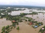 Tormenta tropical causa graves inundaciones en Tailandia