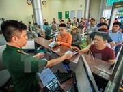 China establece oficina de visado en Paso de Amistad