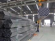 Vietnam suprime salvaguardias aplicadas a láminas de hierro en colores importadas