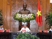 Primer ministro de Vietnam pide acelerar desembolso de AOD