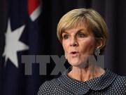 Australia refuerza relaciones con países del Sudeste de Asia