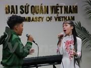 Talentos infantiles de Vietnam promueven cultura nacional en Nueva Zelanda