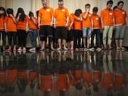 Indonesia y Camboya desmantelan bandas de delincuencia cibernética